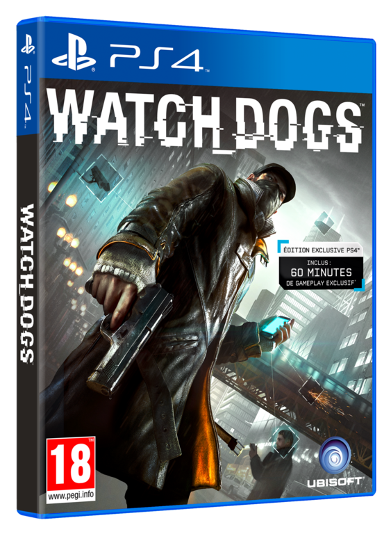 Watch Dog 1