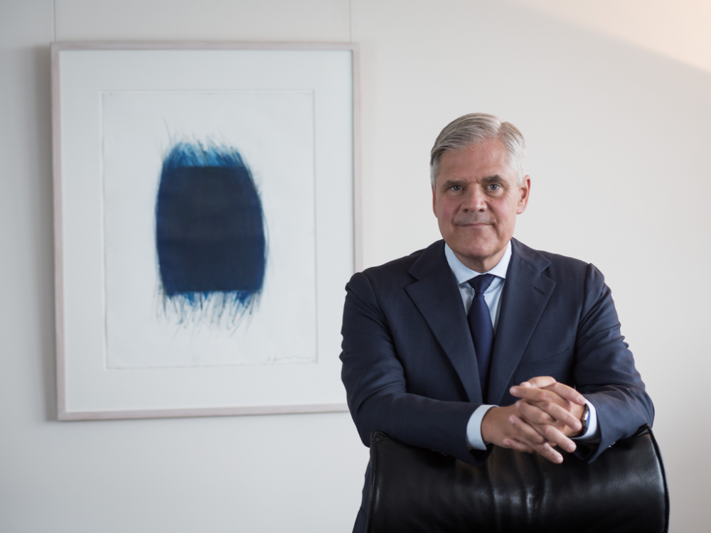 Andreas Dombret, Bundesbank